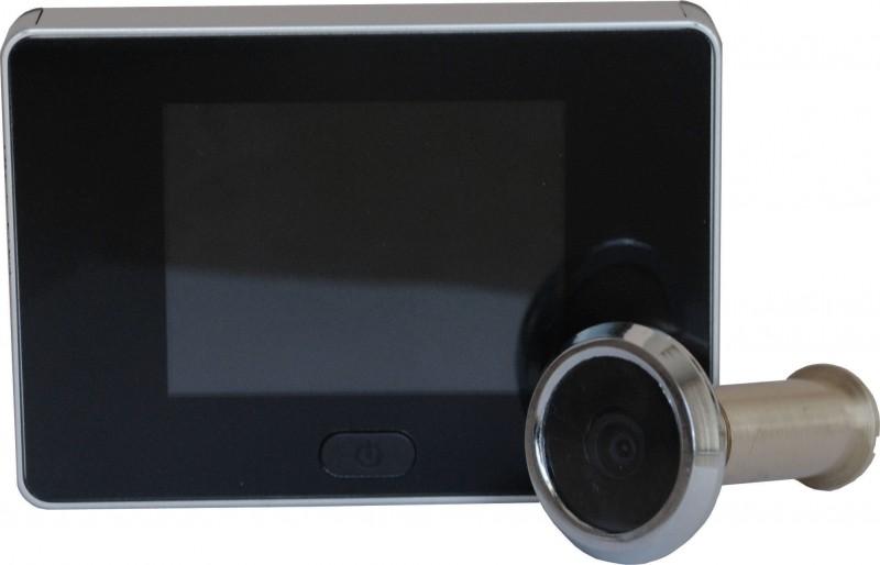 Монитор для видеоглазка своими руками 24